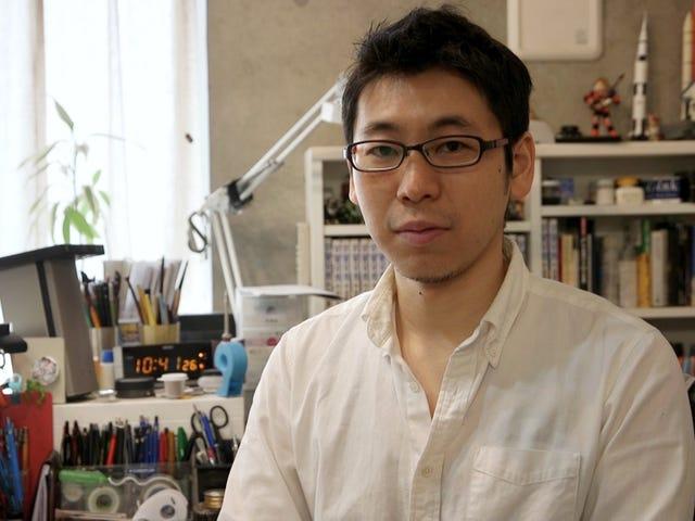 Chuya Koyama, Space Brothers Mangaka Interview!