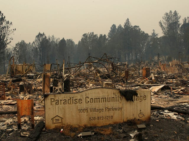 What Happens After an Entire Town Burns to the Ground?