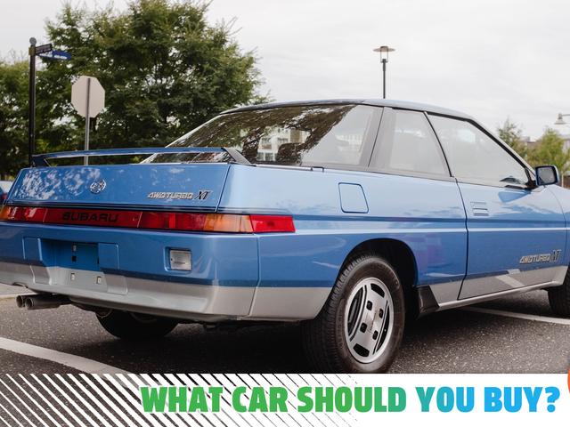 मैं $ 10,000 के तहत समसामयिक ट्रैक दिवस के लिए एक रेडवुड-स्टाइल कार की तलाश कर रहा हूं! मुझे क्या खरीदना चाहिए?