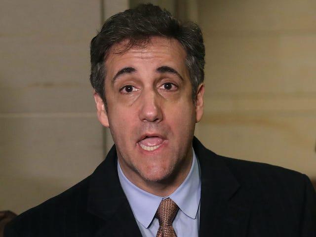 Surprise Surprise: Michael Cohen trébuche sur 14 millions de dossiers un mois avant le début de sa peine
