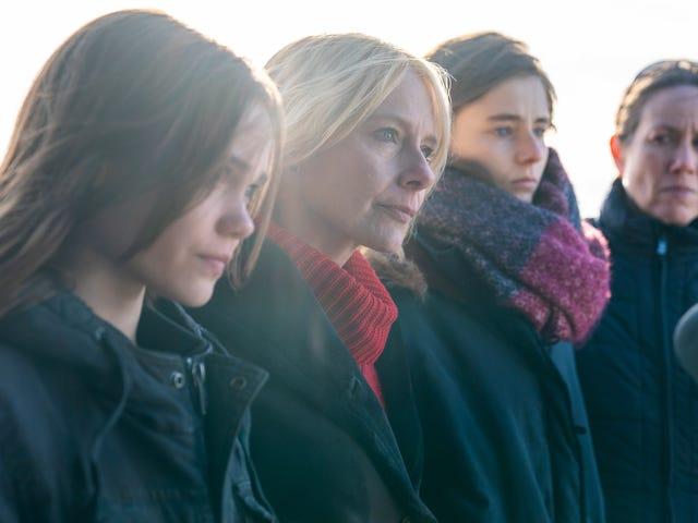 C'è un accenno a una storia ancora più affascinante nel film drammatico di Netflix Lost Girls