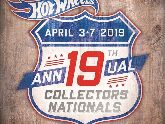 Hot Wheels Collectors Nationals April 2019 - Illinois