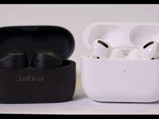 Hoe Jabra's verbazingwekkende nieuwe oordopjes zich meten met AirPods Pro