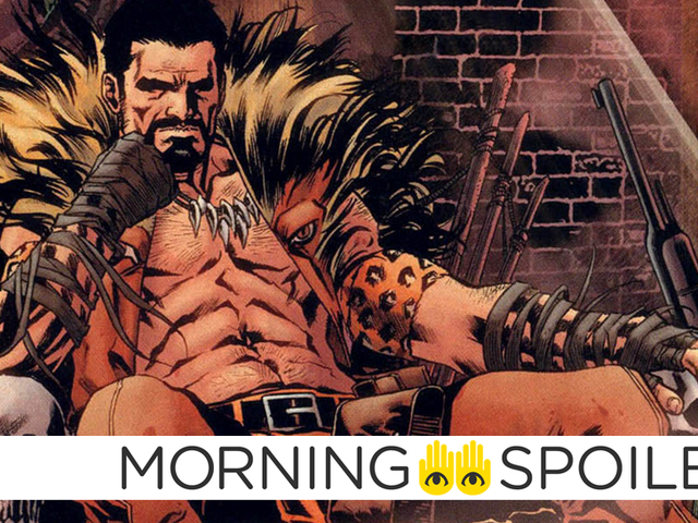 Sony's Kraven the Hunter Movie Has Found a Writer