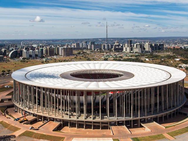 Why Your World Cup Stadium Sucks: Estádio Nacional, Brasília