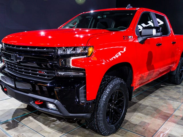 Here's Who Won The 2018 Detroit Auto Show