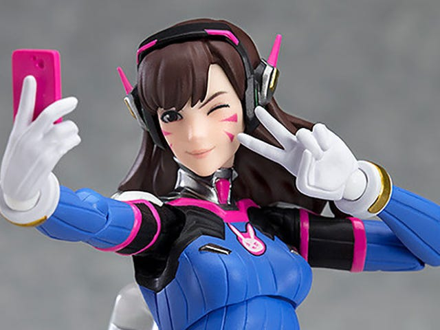 D.Va Action Figure Is Pretty Much Perfect