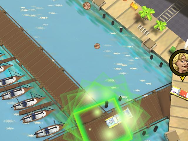 Το νέο <i>Crazy Taxi</i> Mobile Game παίρνει από την προσωπικότητα