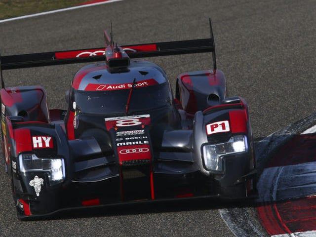 Audi Nais ng Iba Pa Upang Pumili Up Ang Tab Para sa Nito Le Mans Race Car