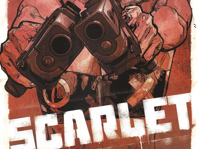 Bendis' and Maleev's Comic Book SeriesScarlet picked up by Cinemax