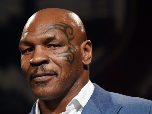 La lettera scarlatta di Rate di Nate Parker apparteneva a Mike Tyson 25 anni fa