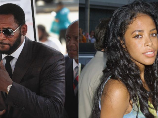 Κ. Kelly χρεώνεται με τη λήψη δωροδοκίας για ένα ψεύτικο ID να παντρευτεί Aaliyah όταν ήταν 15 ετών