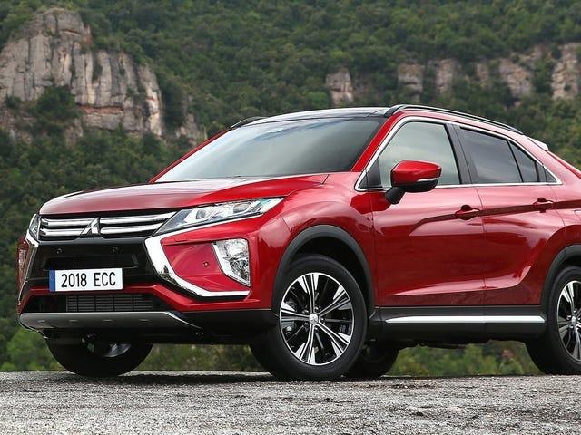 Mitsubishi Wants To Be Cool Again