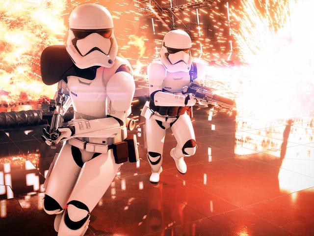 Проблемне десятиліття Ігор Star Wars від EA