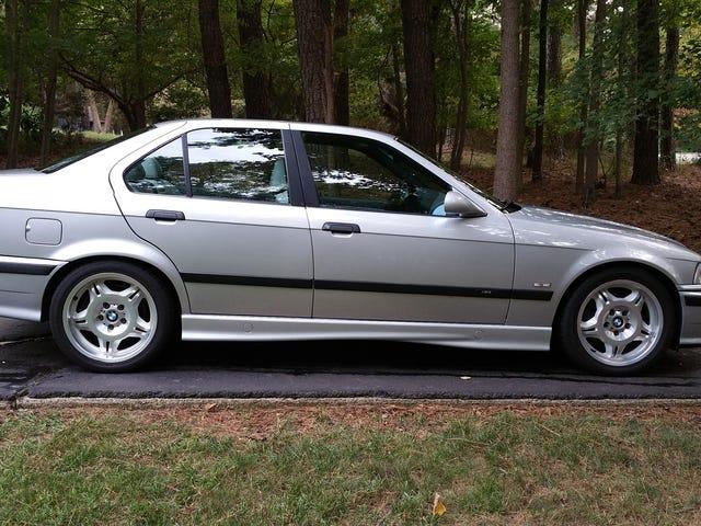 Mein schlechtester Test: die BMW M3 Limousine von 1998