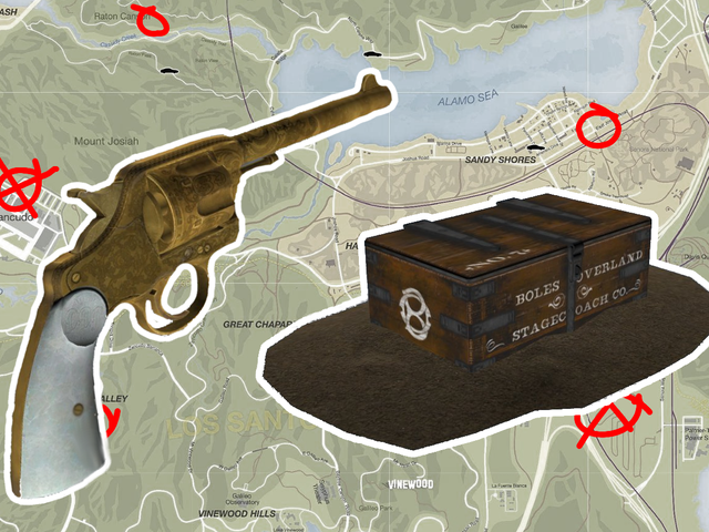 GTA Fans Find Hidden Red Dead Redemption 2 Mission, Solve Years-Long Grave Mystery