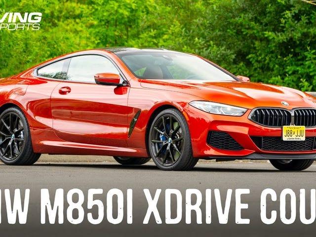 BMW M850i Reviewed