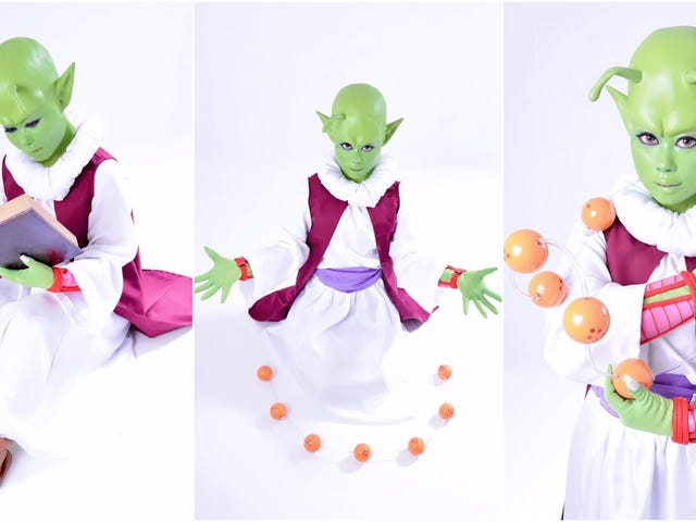 Here Is Excellent Dragon Ball Cosplay
