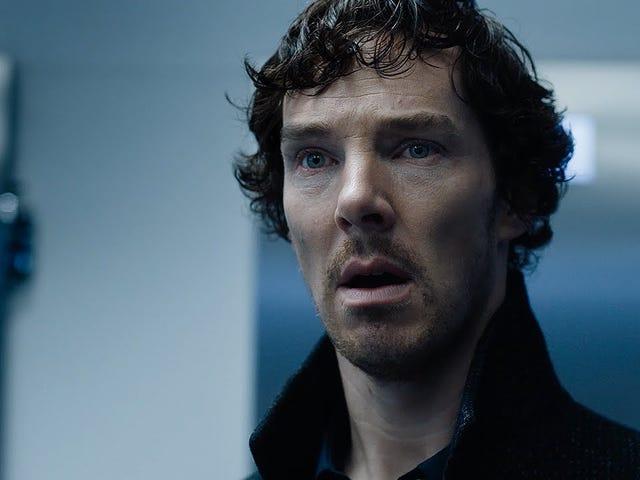 Sherlock Season 4 Drops