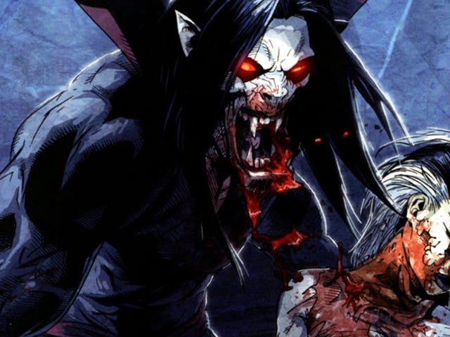 Morbiusムービーには、スパイダーマンの悪役とMCUを接続するシーンがあります