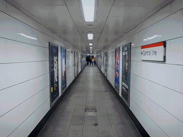 This Endless Montage of Tunnels Somehow Makes Nightmarish Commutes Look Beautiful