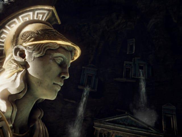 &#39;Escape Room&#39; de <i>Assassin's Creed</i> es más un espectáculo que un rompecabezas