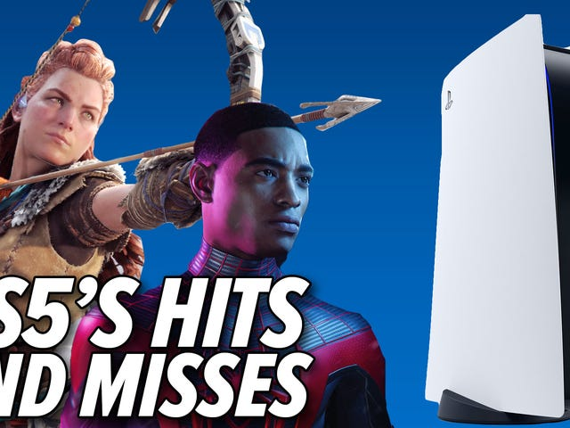 Hits and Misses Of PS5 Reveal Event