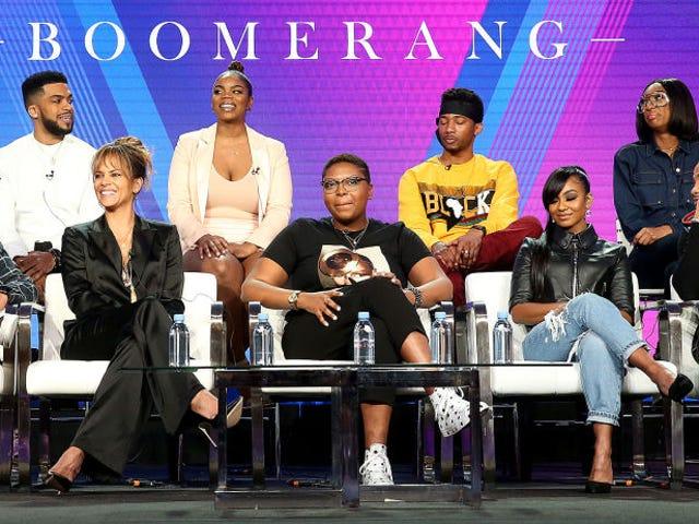Você está assistindo Boomerang na BET?  Porque você deveria estar assistindo Boomerang em BET