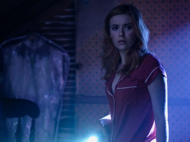 The CW's Nancy Drew Looks Like Riverdale Meets The Conjuring