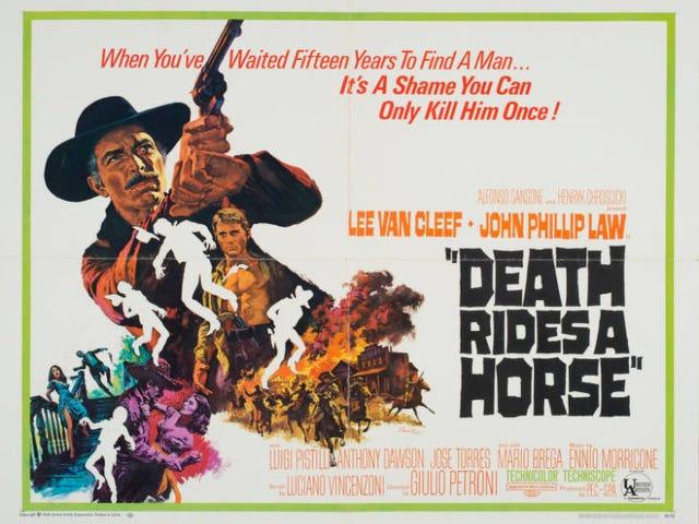 Död rider en häst