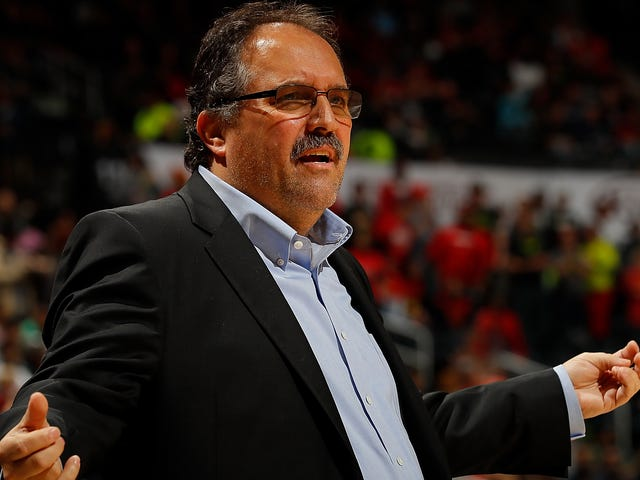Stan Van Gundy Roasts The NCAA, Calls Out Racism Of The One-And-Done Rule