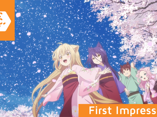 Konohana Kitan has quietly morphed into this season's most beautiful hidden gem