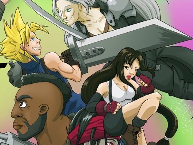 20 años: Final Fantasy 7