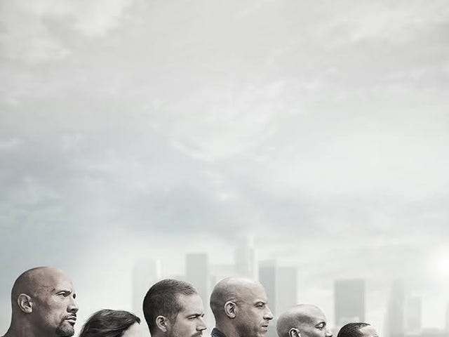 """Is Furious 7 A """"Black"""" Movie? (Hint: Yes)"""