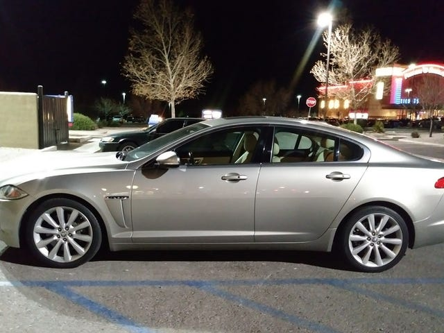 Just Posting the Jag Because I'm Happy