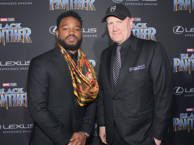Marvel's Kevin Feige Understands How Important Black Panther Is for On-Screen Representation