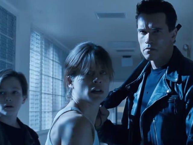 La peur, les larmes et le camp d'été: un enfant de 11 ans cherche Terminator 2: le jour du jugement