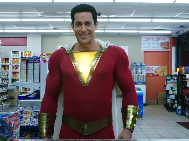The Latest Shazam TV Spot is Chock Full of New Footage
