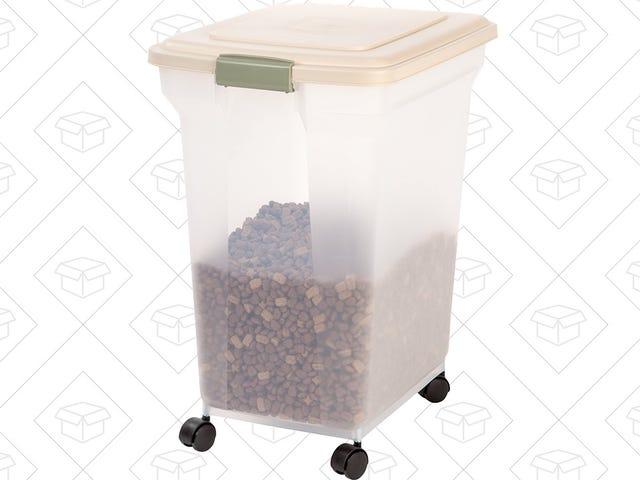 Збережіть 20% на єдиному кормовому контейнері для домашніх тварин, на якому слід враховувати покупку