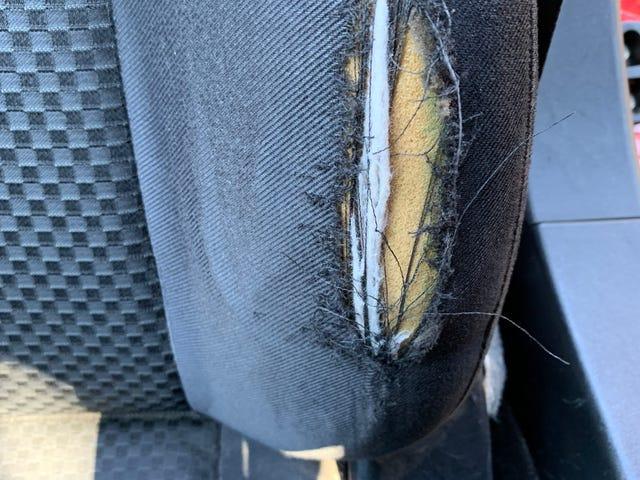 Half-assed upholstery repairs with Honeybunchesofgoats