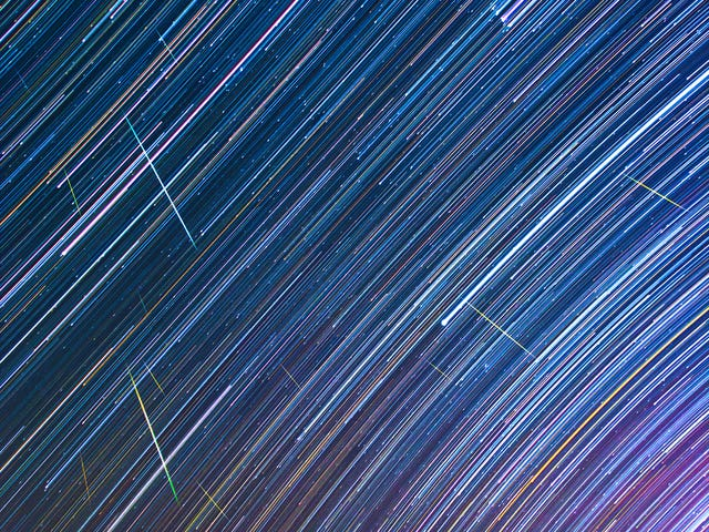 An Idiot's Guide To Star Trails