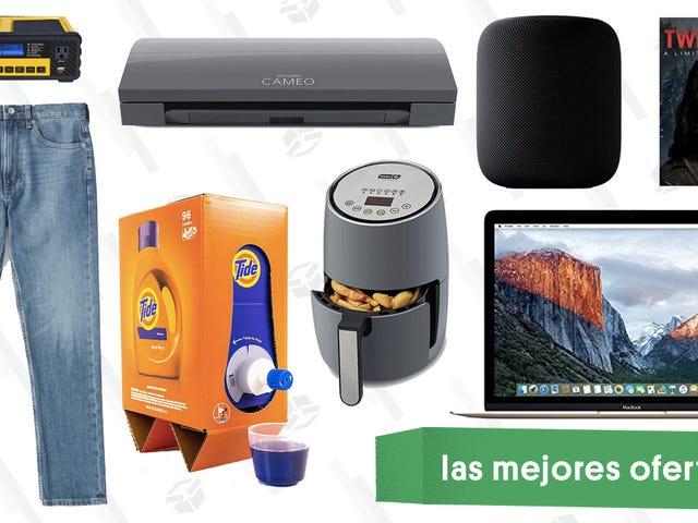 Las mejores ofertas de este viernes: MacBooks de segunda mano, denims de Everlane, Tide y más