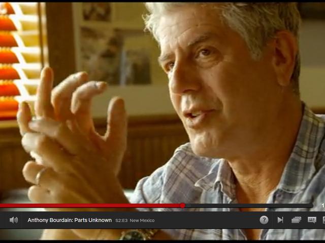 Santa Fe: Horseman's Haven: Tribute to Anthony Bourdain
