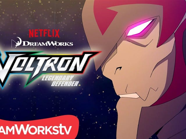 Voltron Season 2 Coming January 20, 2017