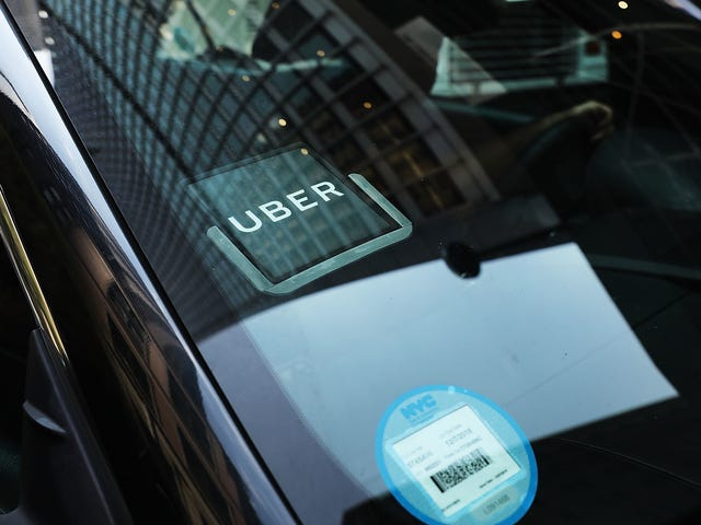 Uber Investigates Itself for Bribery, Finds Some Shit: Report