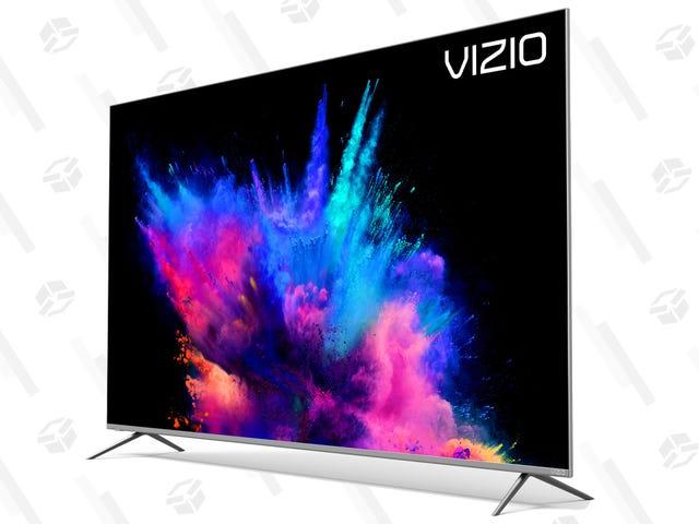 "Save Big on Vizio's High-End 65"" P-Series Quantum Smart TV"