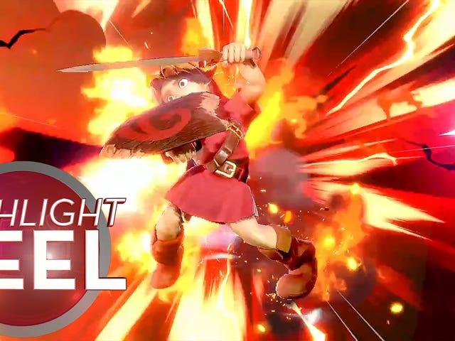 <i>Smash</i> jugador <i>Smash</i> roba la victoria con C4