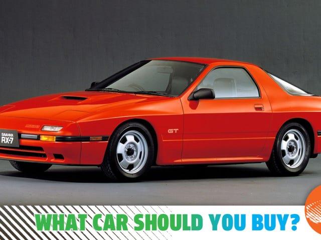 मुझे $ 25,000 से कम के लिए एक स्टाइलिश और मजेदार कम्यूटर कार चाहिए
