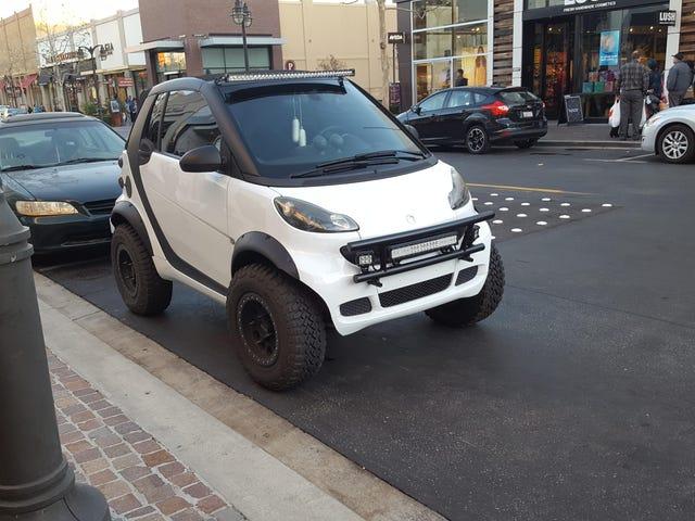 Smart buggy