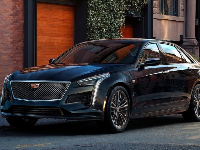UPDATE: The CT6-V/V-Sport(?) is NOT dead